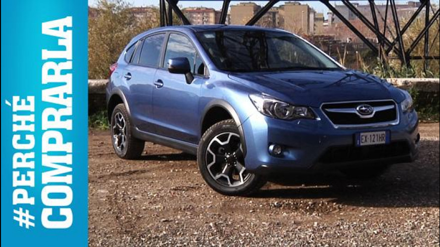 Subaru XV, perché comprarla... e perché no [VIDEO]