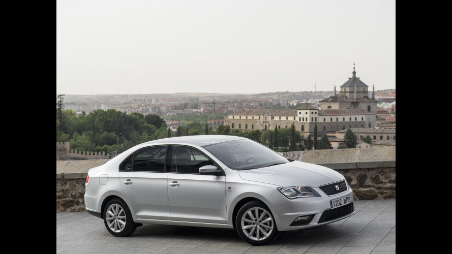 Seat Toledo 1.6 TDI 90 CV DSG