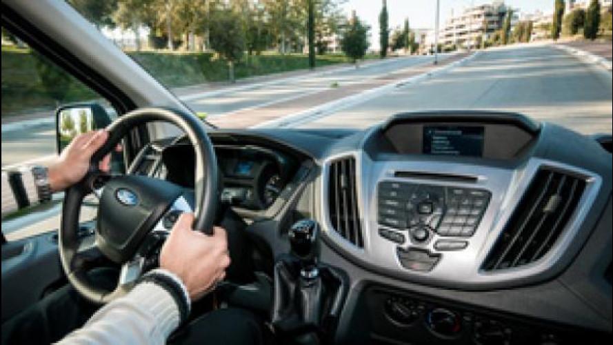 Sicurezza stradale, l'importanza della tecnologia al lavoro