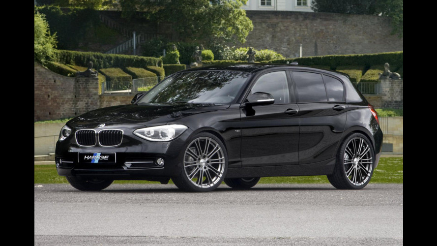 Nuova BMW Serie 1 by Hartge