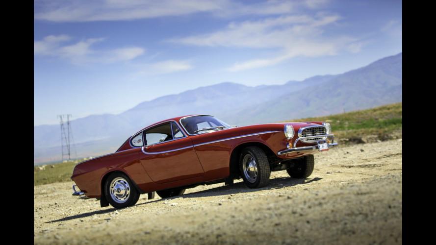فولفو P1800 الخاصة ب آيفي جوردون التي اجتازت ما يزيد عن 3 مليون ميل