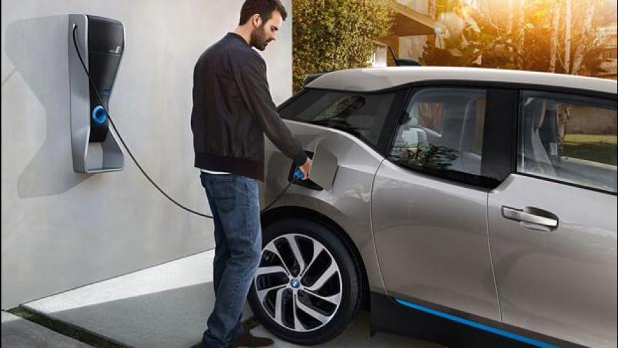 Auto elettriche, già si pensa ad una seconda vita per le batterie