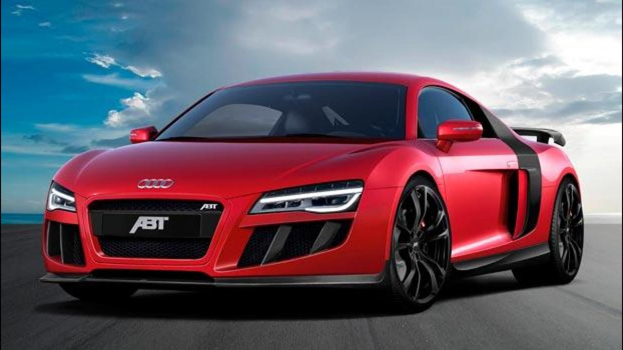 [Copertina] - Audi R8 V10 by ABT Sportsline