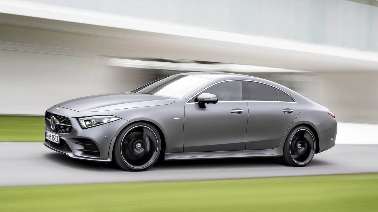 2019 Mercedes Benz Cls Cl