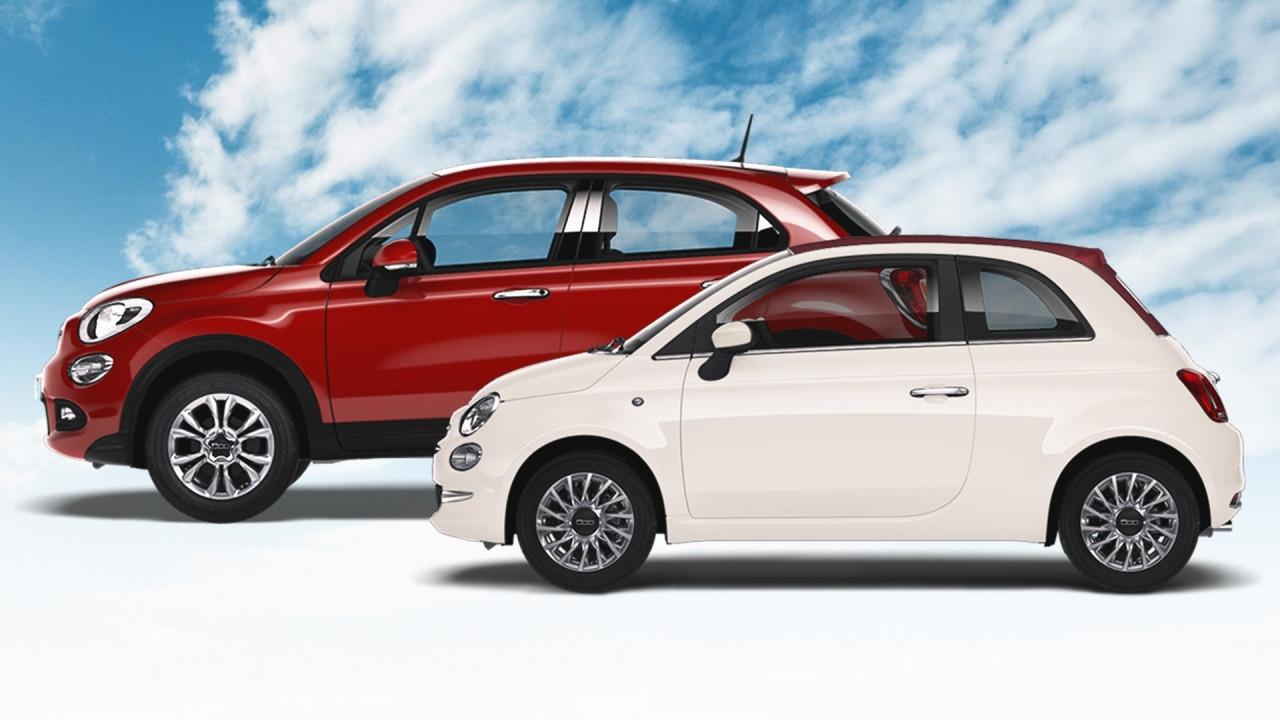 [Copertina] - Fiat, ora su Amazon si noleggia anche la 500X