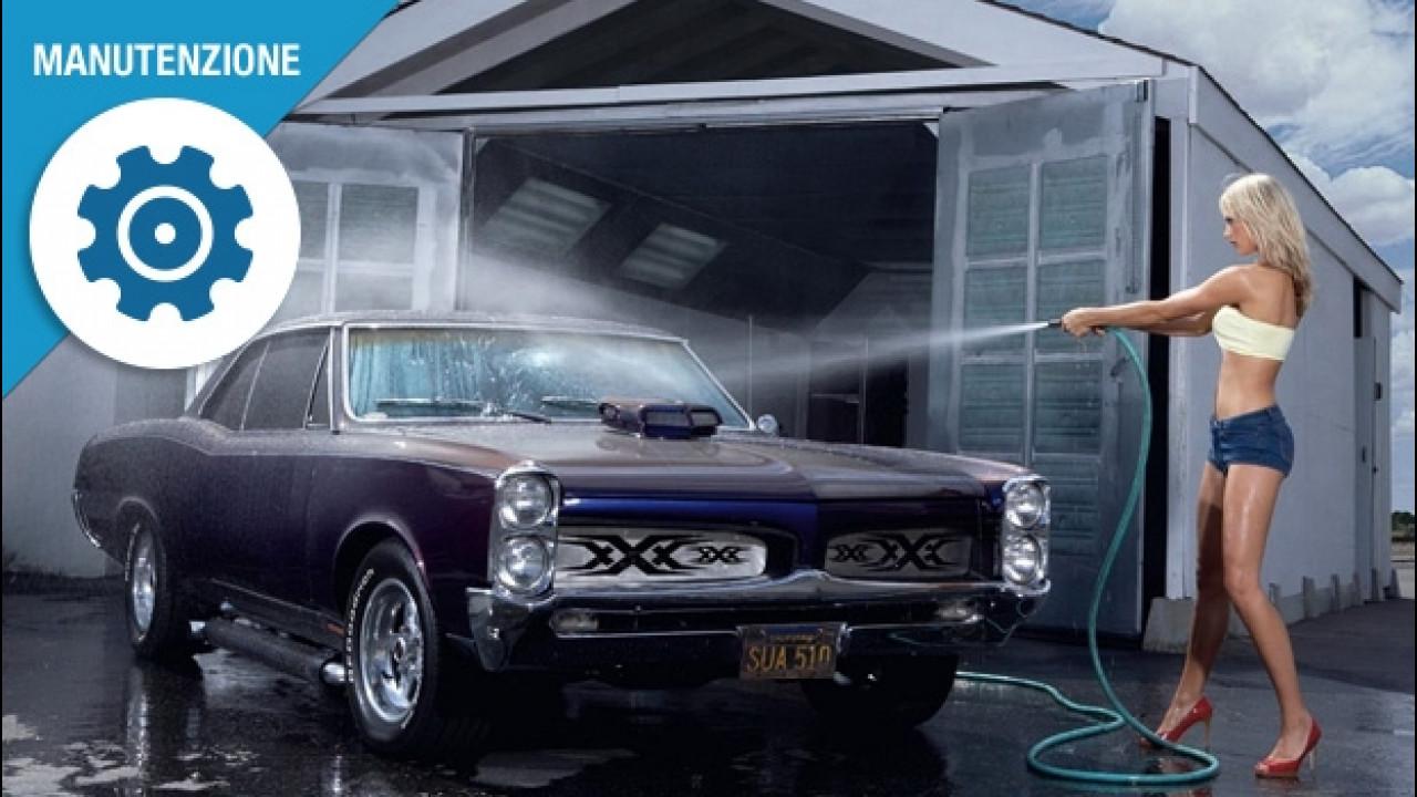 [Copertina] - Lavare l'auto, tre trucchi per la carrozzeria perfetta