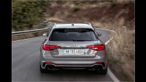 Der Audi RS 4 Avant im Test
