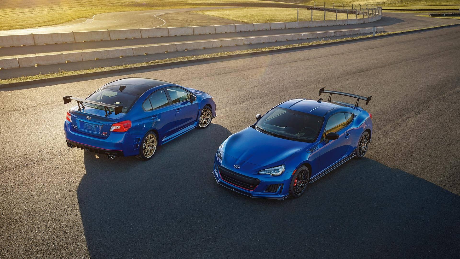 Brz Vs Wrx >> Subaru Prices Hardcore Wrx Sti Type Ra And Brz Ts