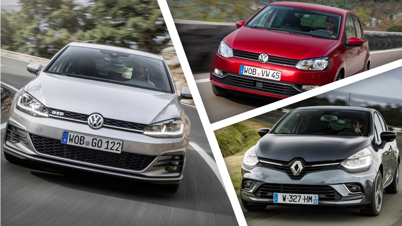 [Copertina] - Europa, tutte le auto più vendute a metà 2017