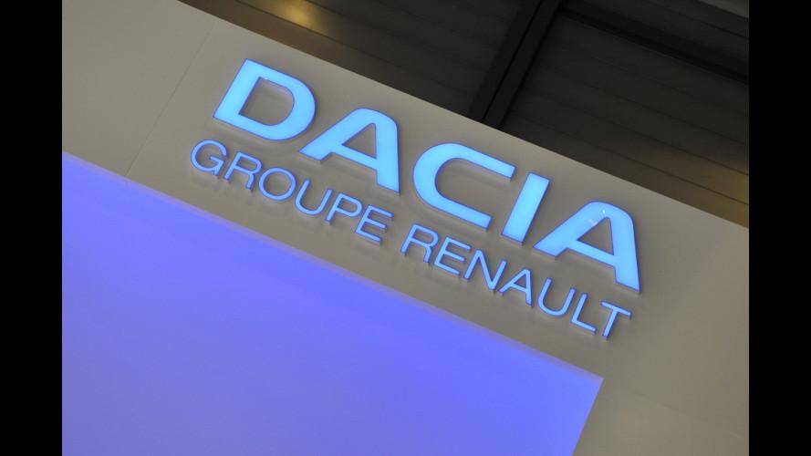 Dacia al Salone di Ginevra 2012