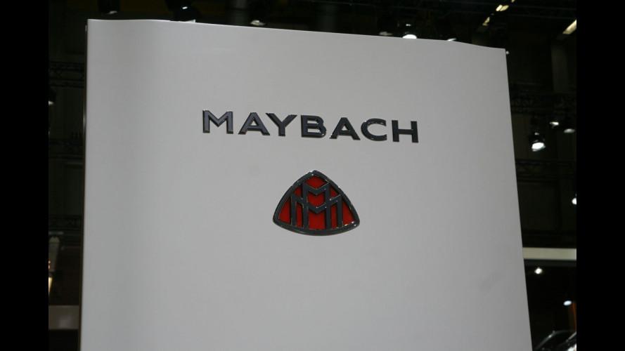 Maybach al Motor Show 2008