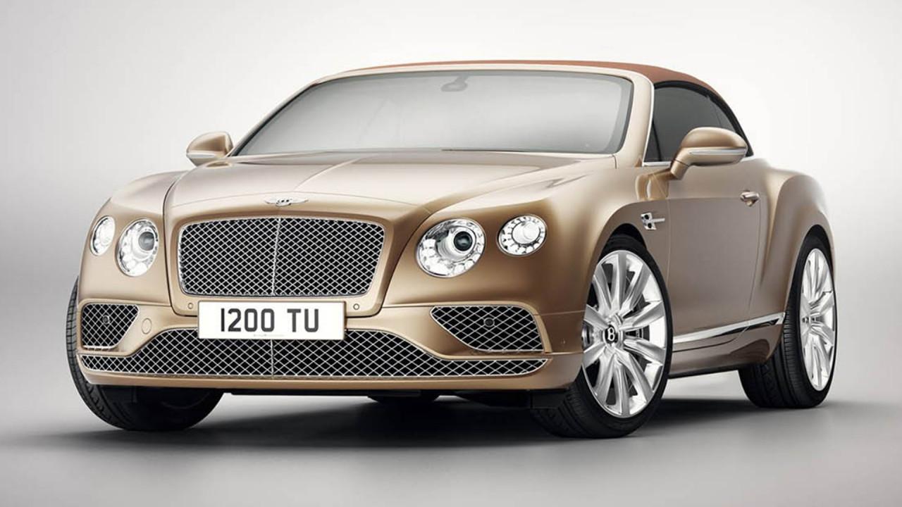[Copertina] - Bentley Continental GT Convertibile, la Timeless Series ferma il tempo