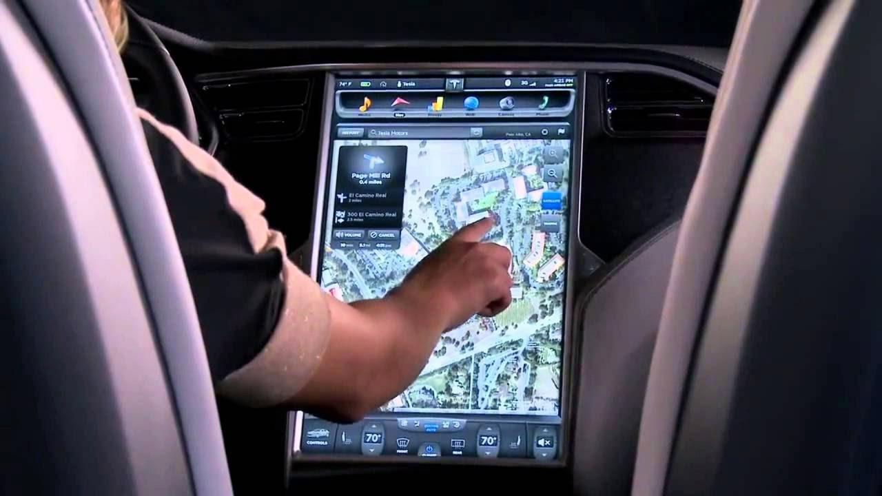 [Copertina] - I touchscreen delle auto distraggono troppo