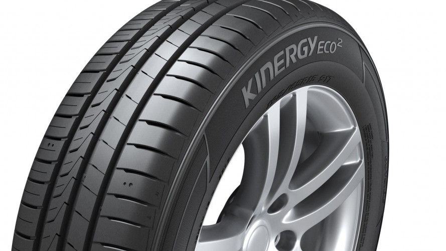 Hankook Kinergy ECO2, più efficienza per le citycar e le compatte