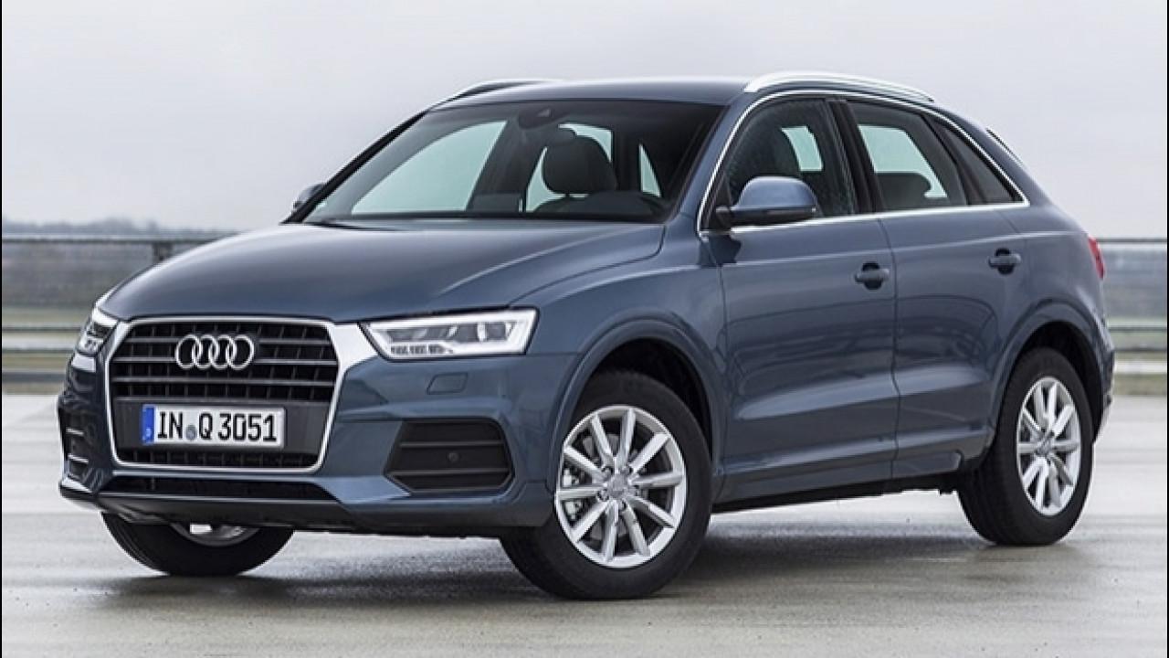 [Copertina] - Audi Q3, si allarga l'offerta a trazione anteriore