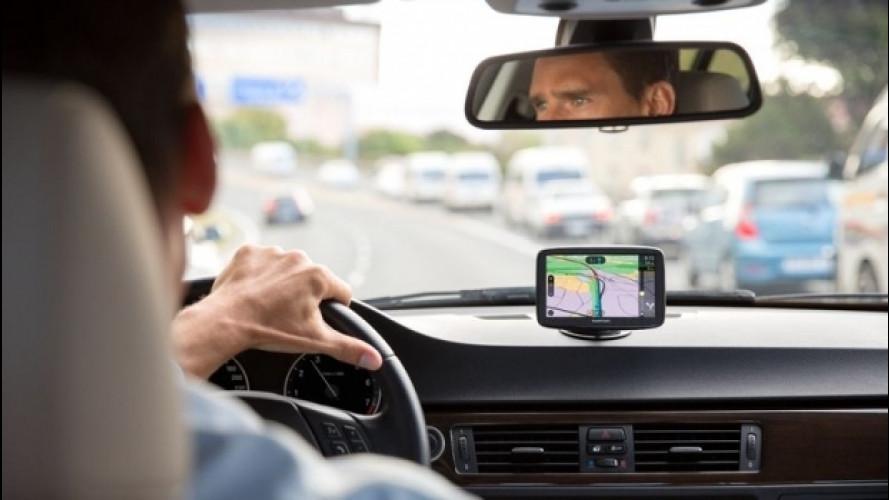 TomTom VIA 52 e 62, i navigatori connessi allo smartphone