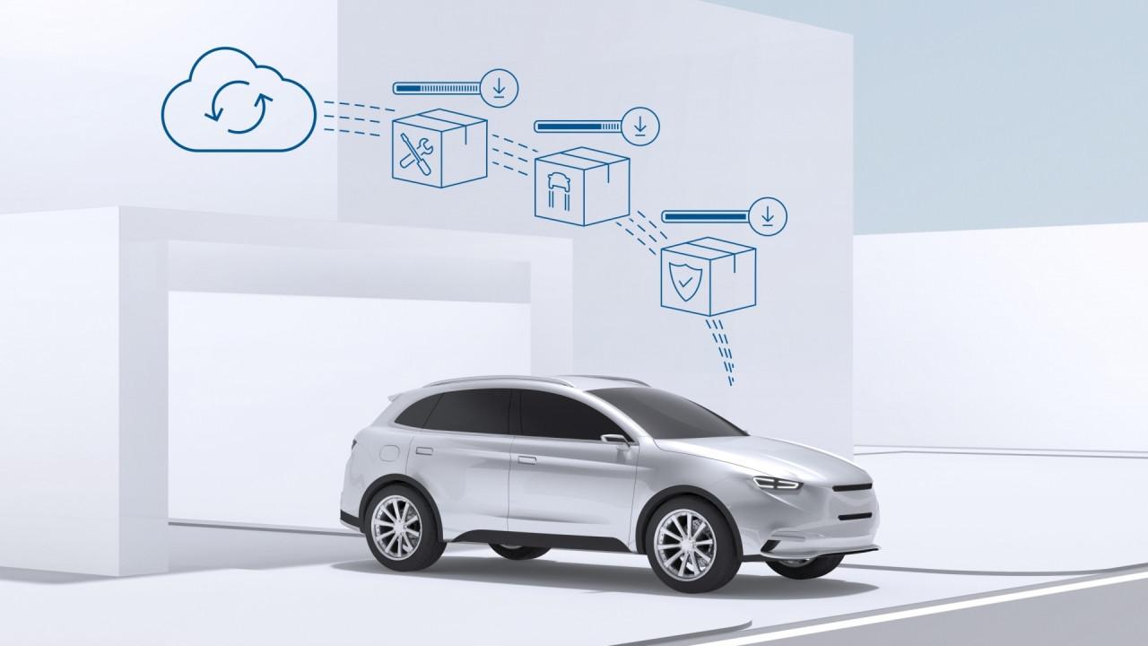 [Copertina] - Bosch, così le auto si aggiorneranno come gli smartphone