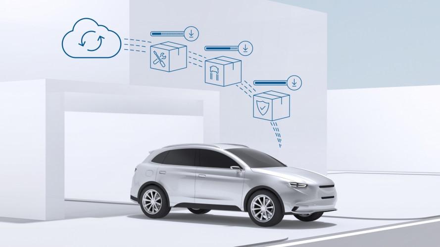 Bosch, così le auto si aggiorneranno come gli smartphone