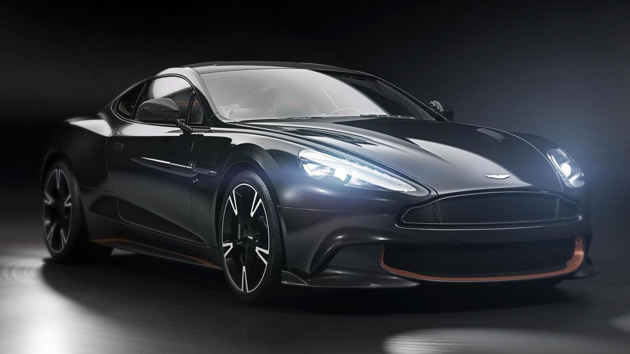 [Copertina] - Aston Martin Vanquish S Ultimate Edition, il canto del cigno