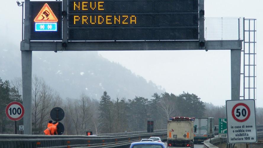 Pneumatici invernali e catene da neve, tutte le ordinanze 2018/19