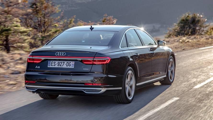 L'Audi A8 100 % électrique ne devrait pas voir le jour
