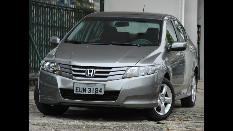 Honda convoca Fit, City, Civic e CR-V para recall por problema no airbag