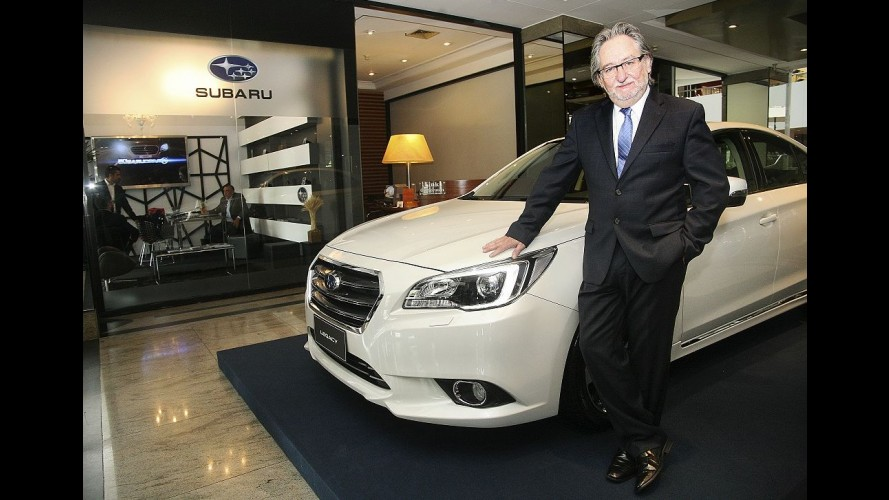 Subaru fecha parceria com World Trade Center; local terá showroom e test-drive