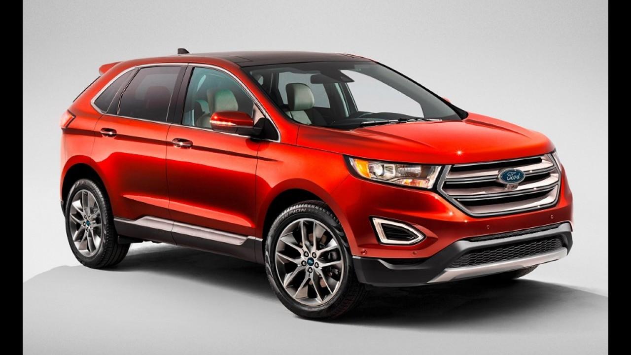 Mais SUVs: Ford anuncia reestruturação da linha de produtos na Europa