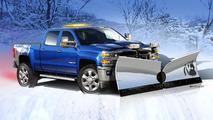 Chevy Silverado Alaskan Edition concept