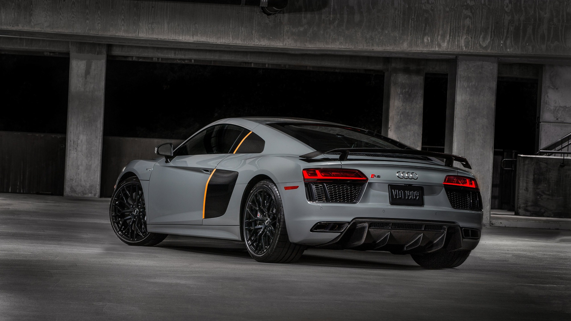 2017 Audi R8 V10 Plus Exclusive Edition Finally Brings Laser Lights