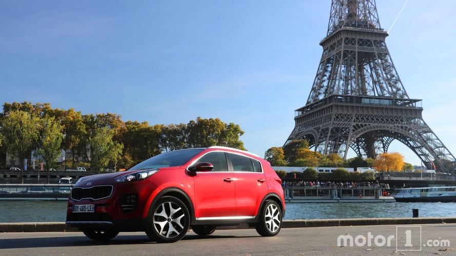 Kia s'offre un record de vente en Europe