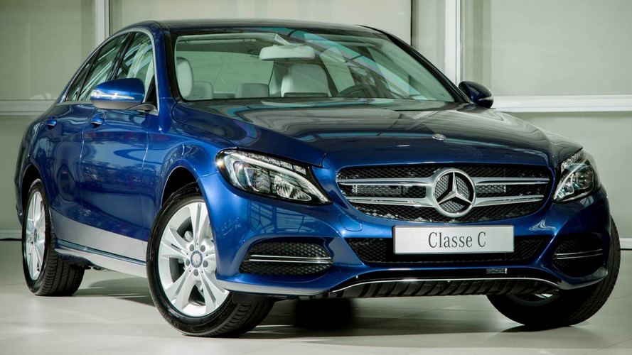 Mercedes-Benz Classe C e GLA tem desconto de até R$ 15 mil
