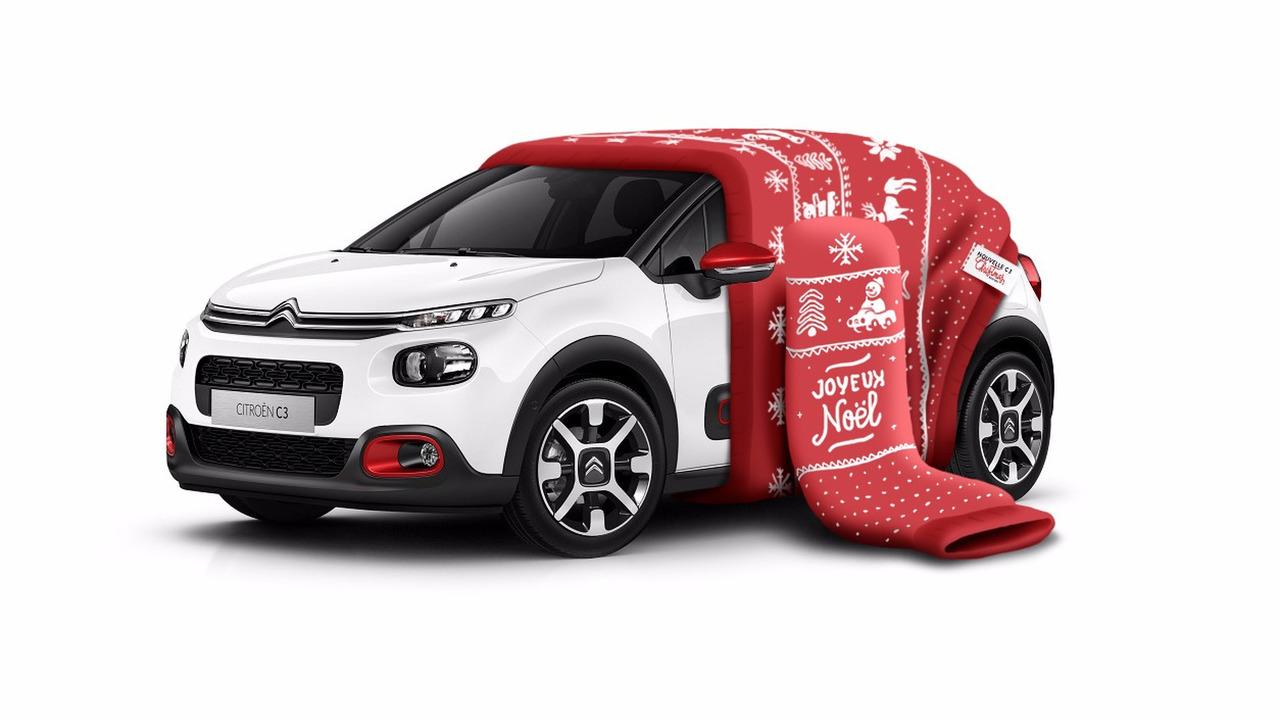 Citroën C3 Noël