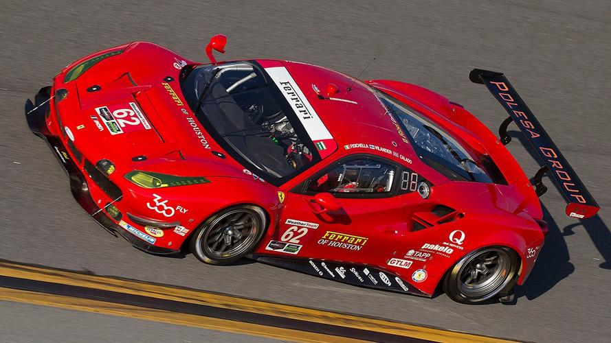 Ferrari 488 GTLM