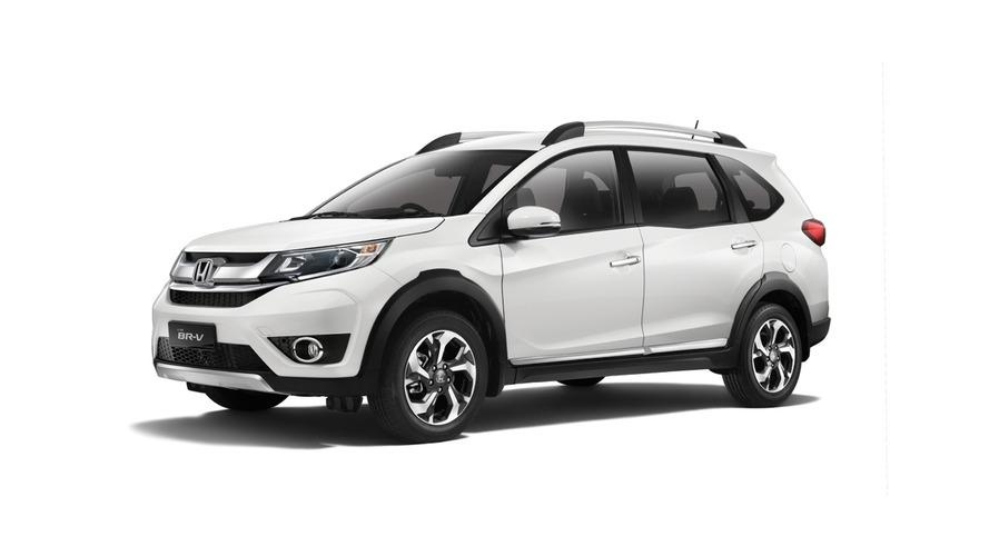 Mistura de SUV e minivan, Honda BR-V é lançado na Malásia