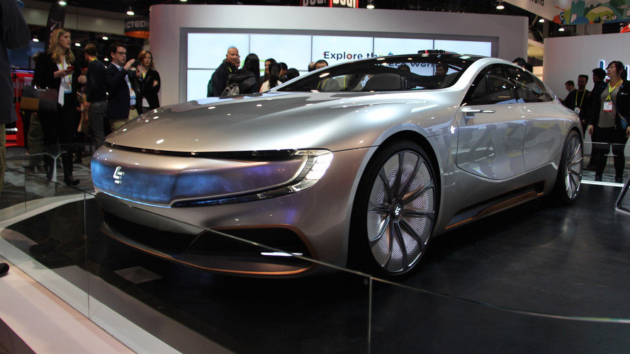 LeEco LeSee Pro concept looks lovely, is far from production ready