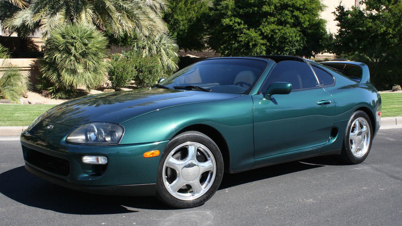 1997 Toyota Supra Ebay Motor1 Com Photos