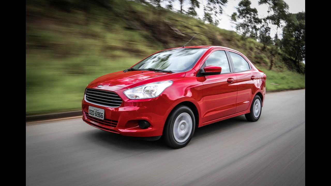 Ford anuncia nova campanha com toda linha em até 48 vezes sem juros