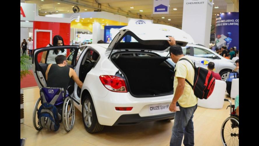 Autódromo de Interlagos terá mostra de veículos adaptados neste fim de semana