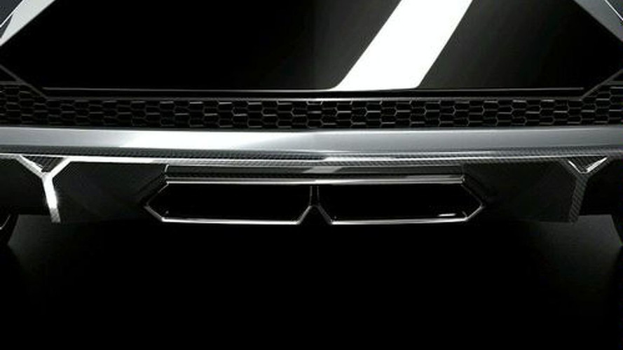 Mystery Lamborghini set for Paris Could be a Four-Door GT