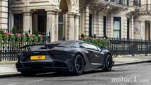 Photos exclusives de la Lamborghini JS1 Edition