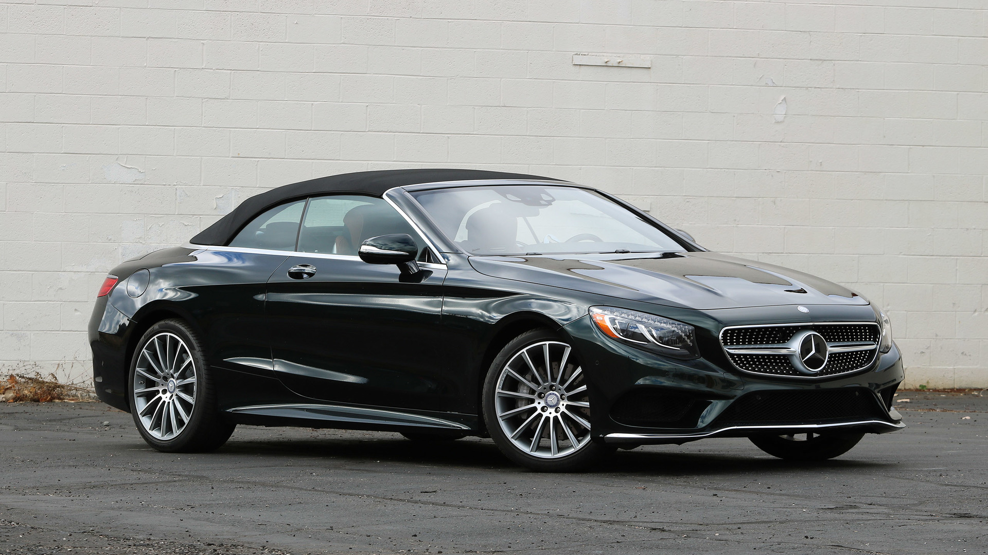 2017 Mercedes Benz S550 Cabriolet Review All The Luxury You