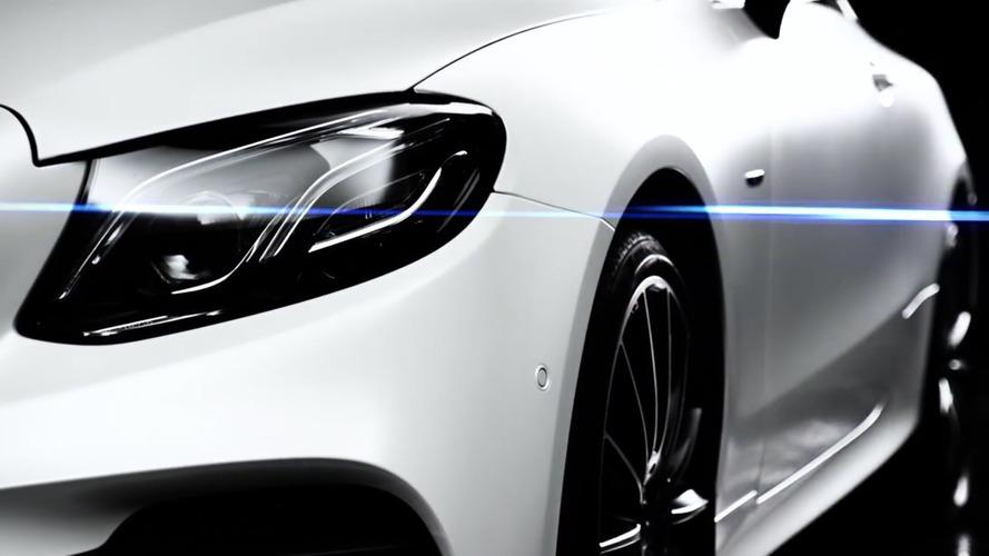 2018 Mercedes E Serisi Coupe'un teaser'ı yayınlandı