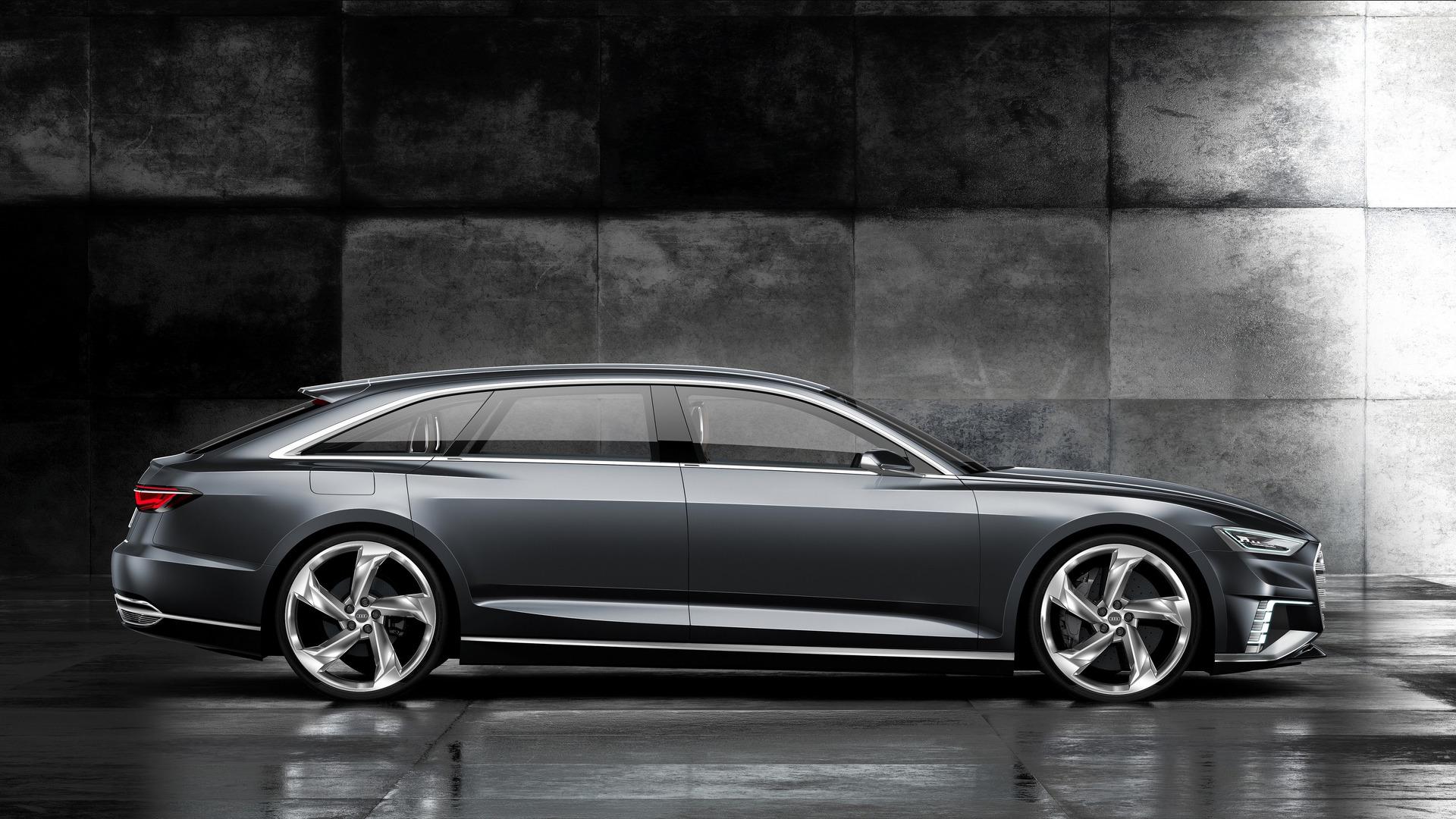 Audi A6 Avant 2018 >> 2018 Audi A6 Avant Render Shows Great Potential For Sleek Wagon
