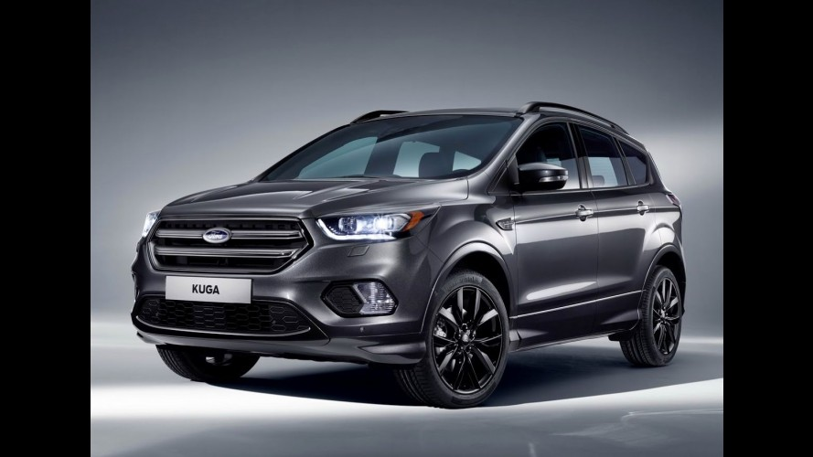 SUV do Focus, Ford Kuga muda visual e adianta nova cara do EcoSport
