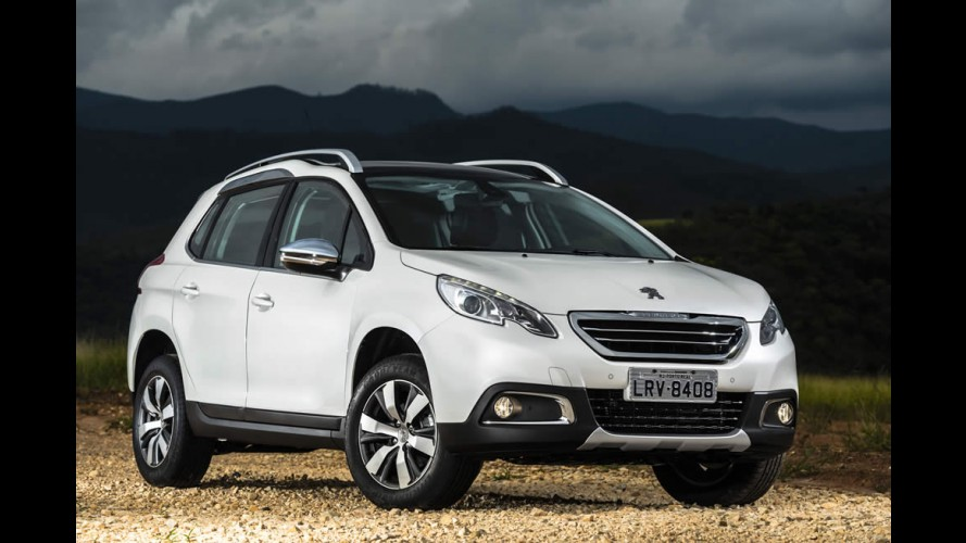 Goodyear estreia linha de pneus para SUVs; novidade já equipa Peugeot 2008