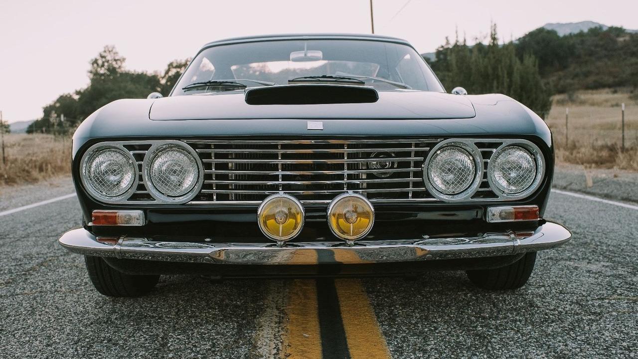 1967 OSI 20M TS GT Black Mamba