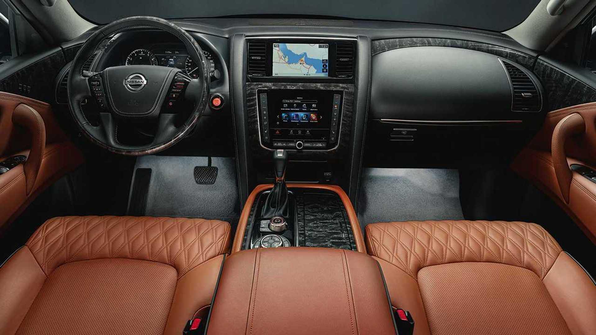 Next Gen Nissan Armada Patrol Confirmed By Design Boss