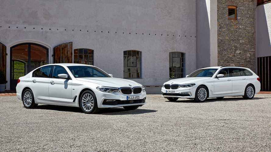 BMW Serie 5, arriva il motore diesel mild hybrid