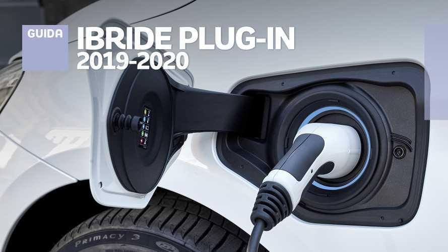 Auto ibride plug-in, tutte le novità 2019 - 2020